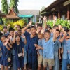 Hill Tribe School (Pupils in Denim Uniform)