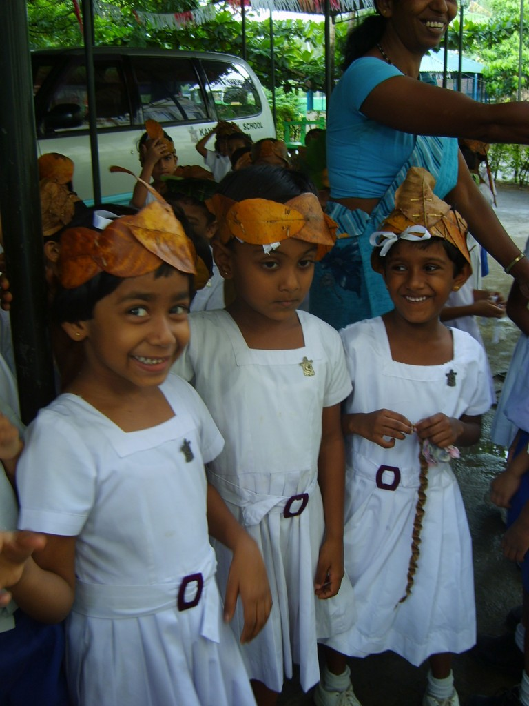 'Girls Hats' (Alex Lumsden), Sri Lanka, 2009