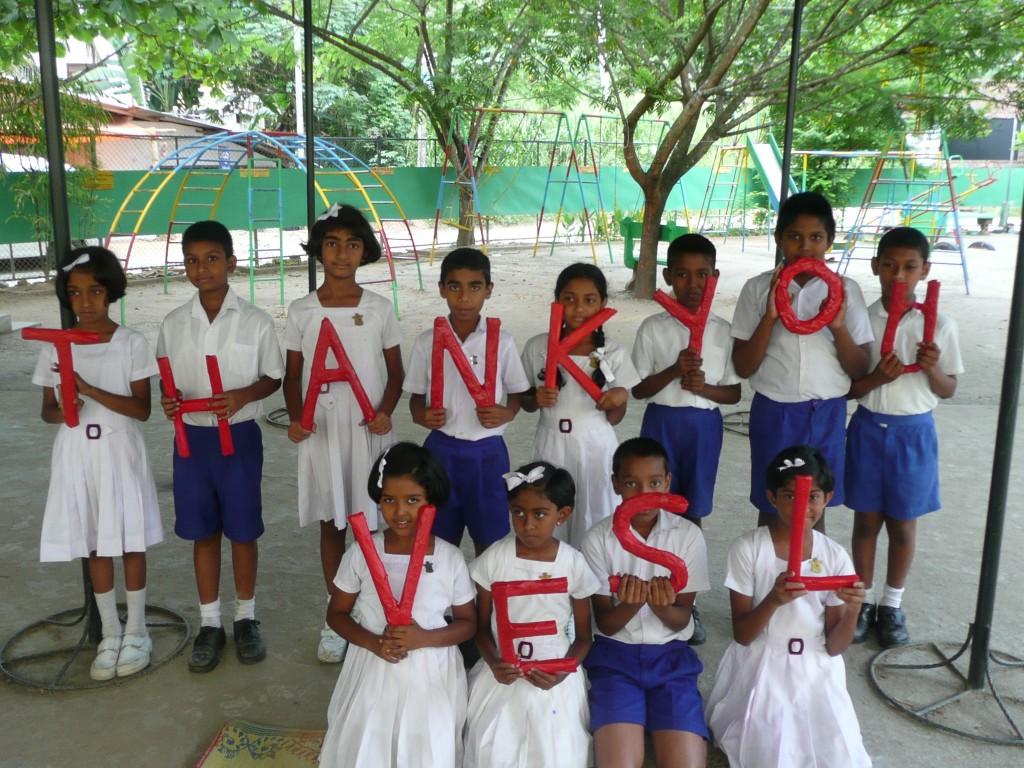 'Girls Hats' (Alex Lumsden), Sri Lanka, 2009