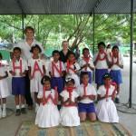 Kath volunteering in Sri Lanka