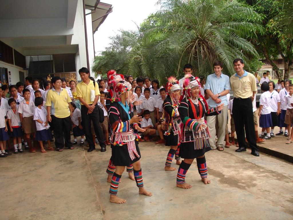 Caroline Abbotts, Chiang Rai, Thailand, 2008