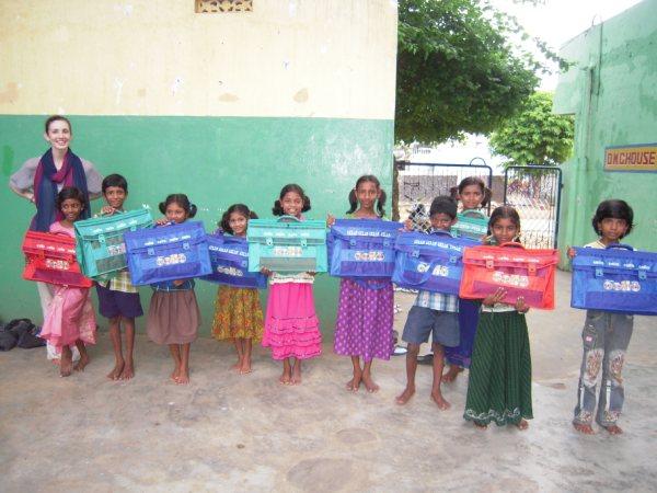 'Toothless Smile', Helen Rhodes, Andhra Pradesh, 2010