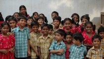 2008 : India Project Visits