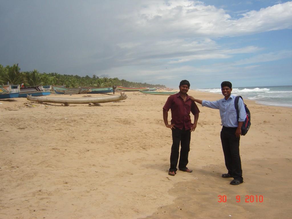 Karumkulam Beach (Stan Higgit) Kerala 2010