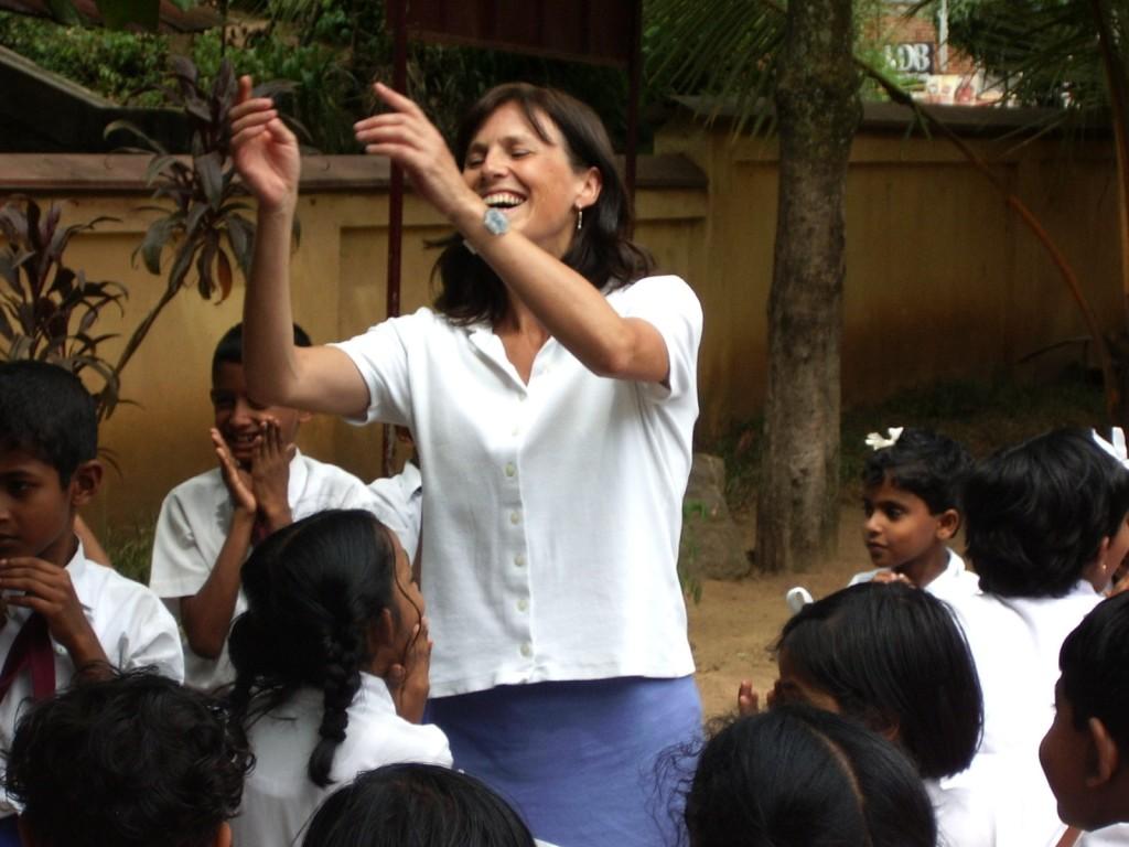 Phillippa Burrows, Sri Lanka, 2006