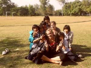 Thailand Volunteers
