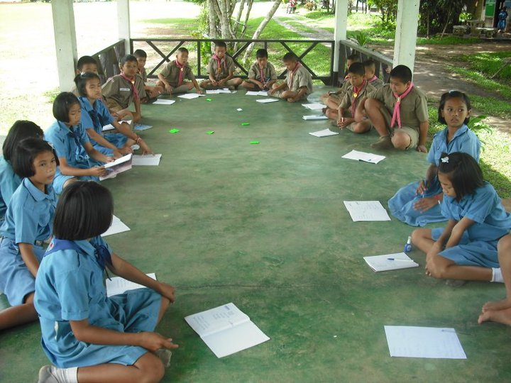 'Boys in Blue' (Rupal Shah) Thailand, 2010