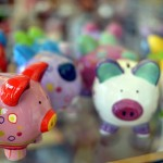 Piggy Banks by Tom Magliery