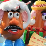 Mr Potato Head - ESL resource
