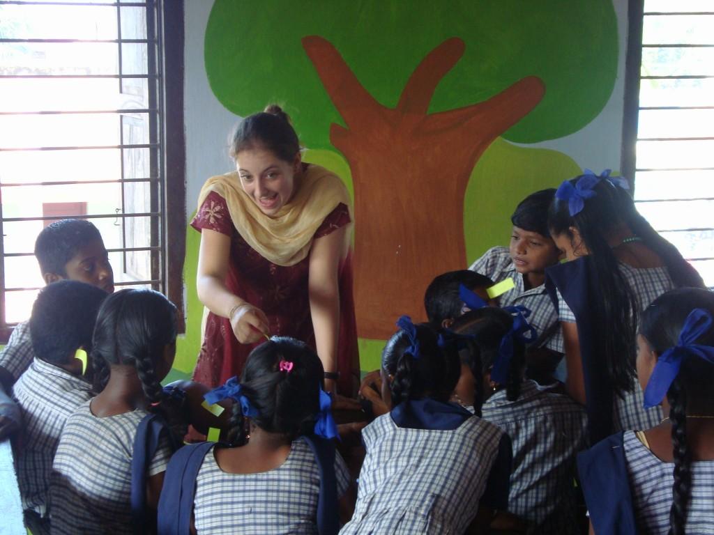 Happy Faces, Kerala, 2011 (Elaine Abili / Kath McGuire)