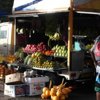 Fruit Stall in Colombo
