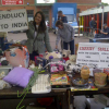 Lucy Allcock raised over £300 by doing a car boot sale