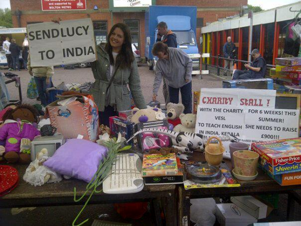 Fundraising Idea Car Boot Sale Vesl Org