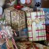 Where did Santa lose his presents?