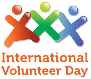 International Volunteer Day 2012