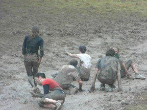 Time to get muddy and get sponsored!
