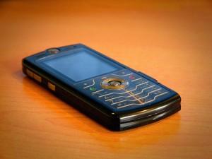 Organise a mobile phone drive