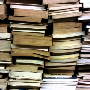 Time to start collecting your books