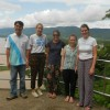 Lauren with our Country Manager in Thailand & 2012 Student Leaders