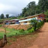 School in the mountains